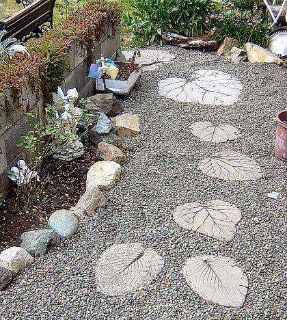 caminhos jardim concreto original