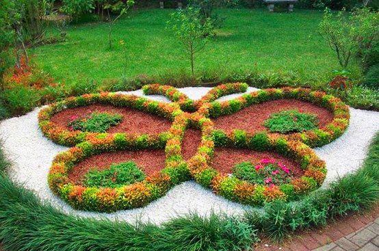 decoracao jardim borboleta inspiracao