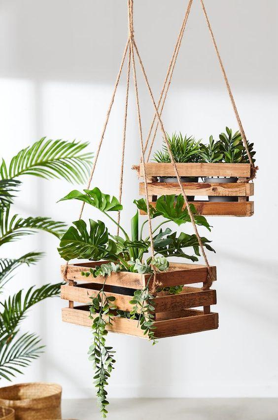 jardim suspenso apartamento 1