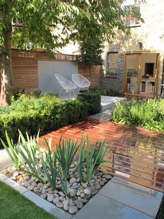 jardins planejados deck