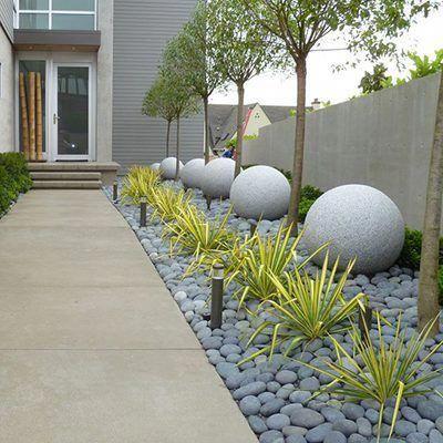 jardins planejados pedras 1