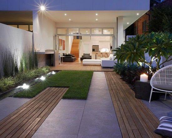 jardins planejados simples