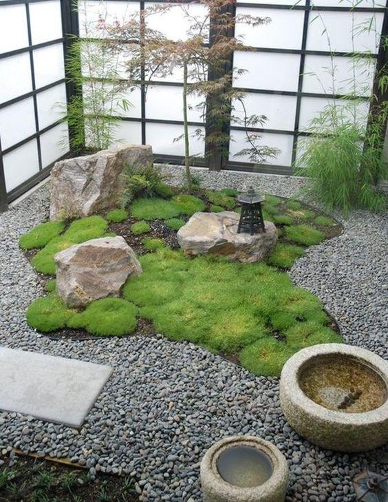 jardins planejados zen