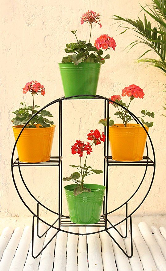 suporte plantas ferro 2